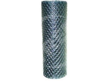 Pletivo, oko 5x5cm, výška 100cm, zinek (25m)