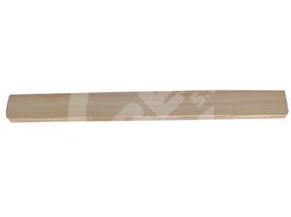 Práh 80x7cm dubový